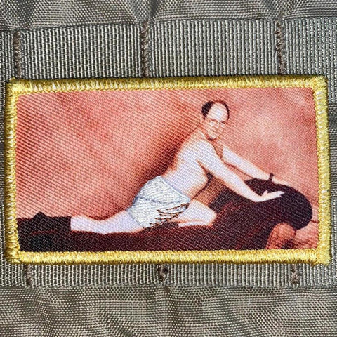 """George Costanza - Professional Model"" Patch"