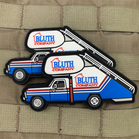 "Bluth ""Stair Car"" Arrested Development Patch"