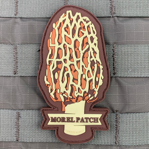 'Morel Patch'... Morale Patch