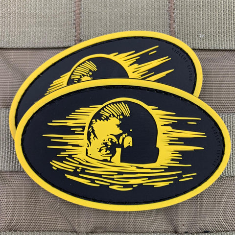"Apocalypse Now ""The Horror"" PVC Patch"