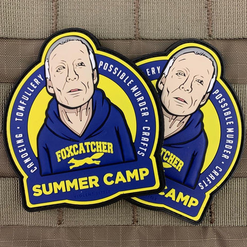 """Foxcatcher"" Summer Camp Patch"