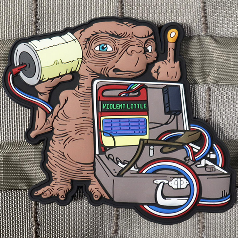 """ET Phone Home"" Dial-up Patch"