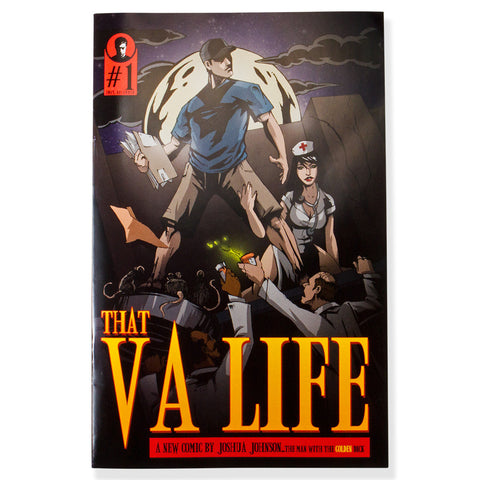 That VA Life Comic Book Issue #1