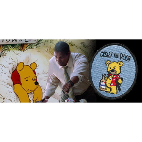 Creasy The Pooh Morale Patch
