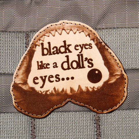Like A Doll's Eyes Shark Week Morale Patch