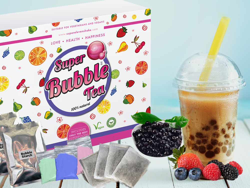 Super Bubble Tea