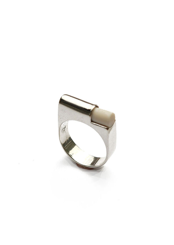 Quadra Ring // Silver