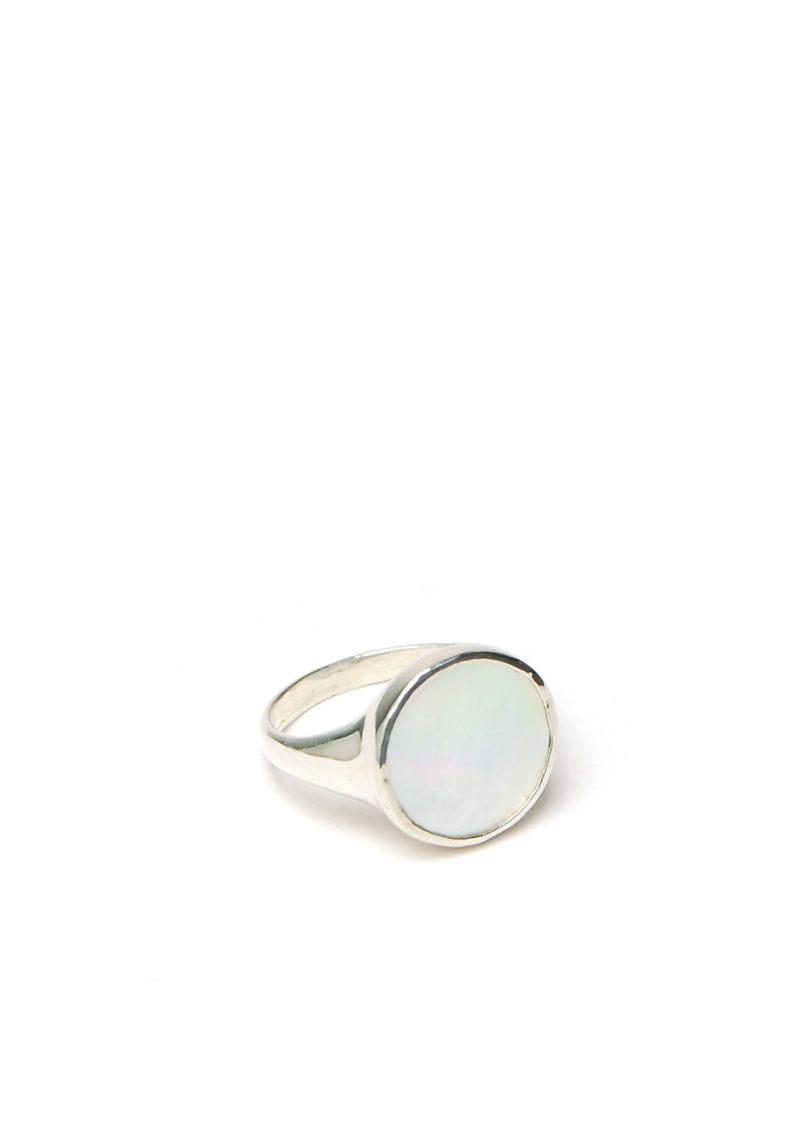 Lacuna Ring // Silver