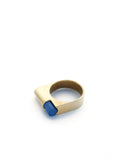 Quadra Ring // Brass