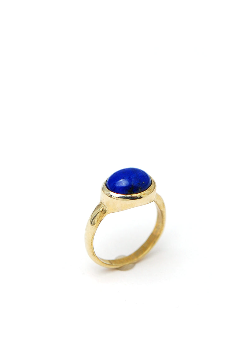 Sima Ring // Brass