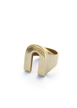 Vos Ring // Brass