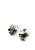 Floreo Earrings // Silver
