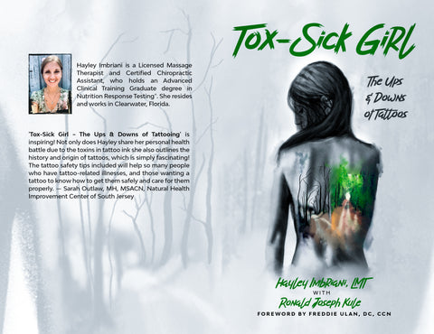 TOX-SICK GIRL ~ The Ups & Downs of Tattooing
