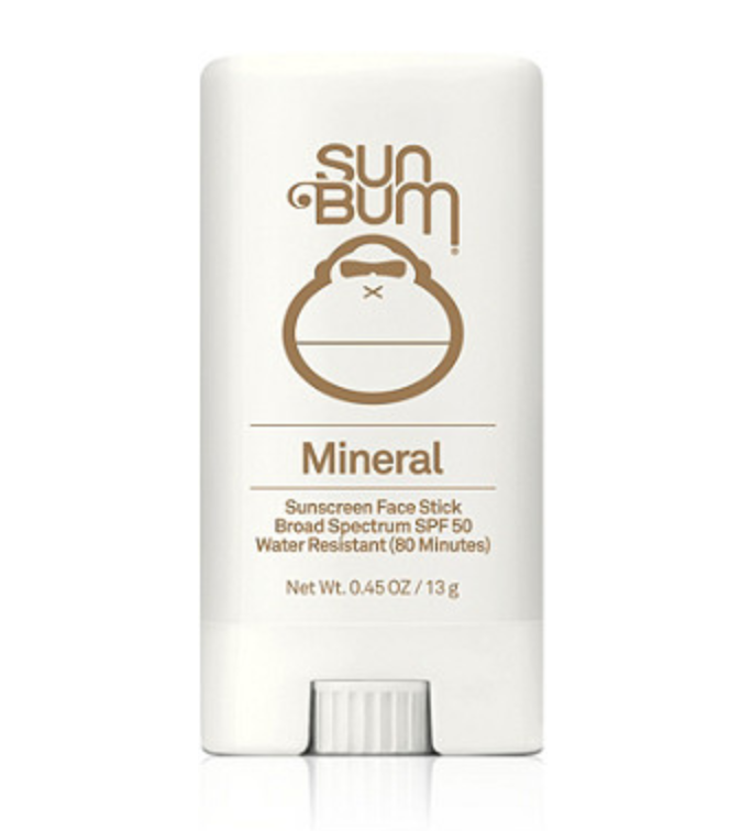 Sunbum Mineral Face Sunscreen- SPF 50