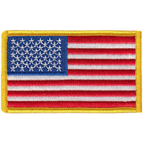 US Flag - Forward Facing - Iron-on