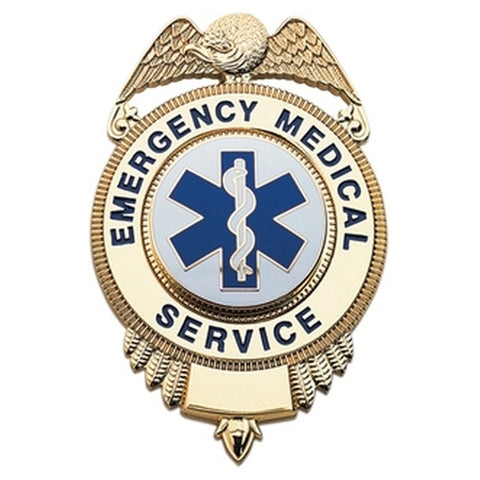 Generic Emergency Medical Services Shirt Badge