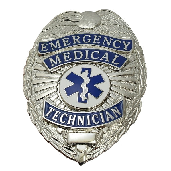 Generic Emergency Medical Technician - EMT Badge