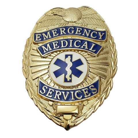 Generic Emergency Medical Services - EMS Badge