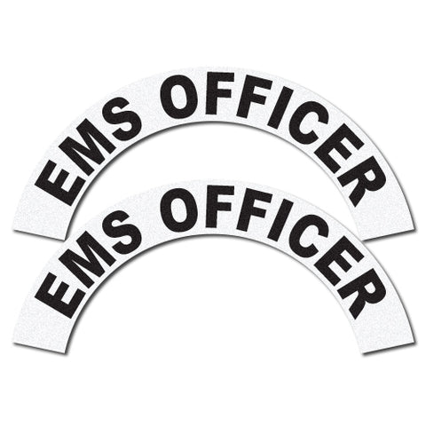 Crescent set - EMS Officer