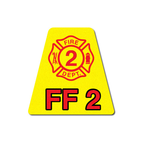 Firefighter Level 2 Trained Tetrahedron