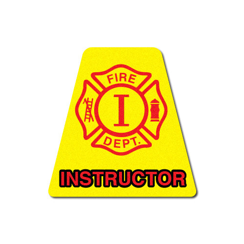 Firefighter Instructor Tetrahedron