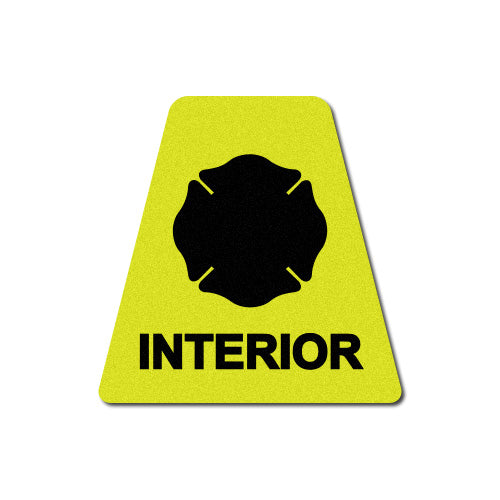 Interior Firefighter Tetrahedron