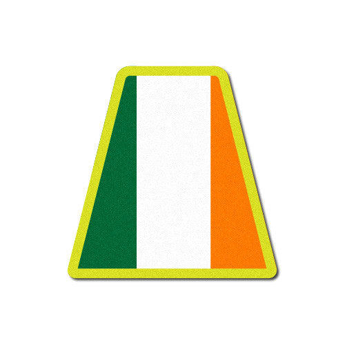 Irish Flag Tetrahedron