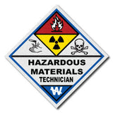 Haz-Mat Technician Diamond