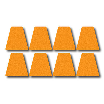 Tetrahedron Set - Orange