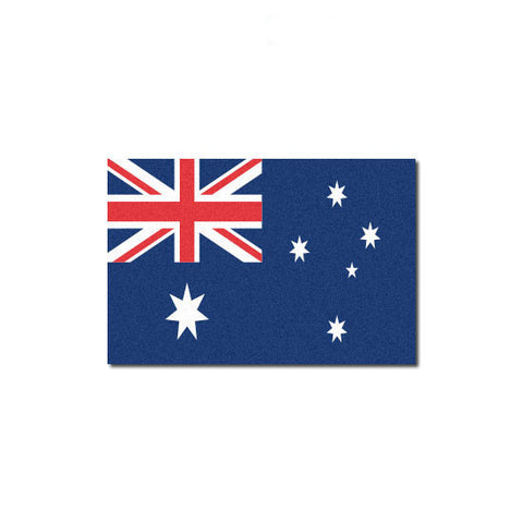 Reflective Australian Flag Decal