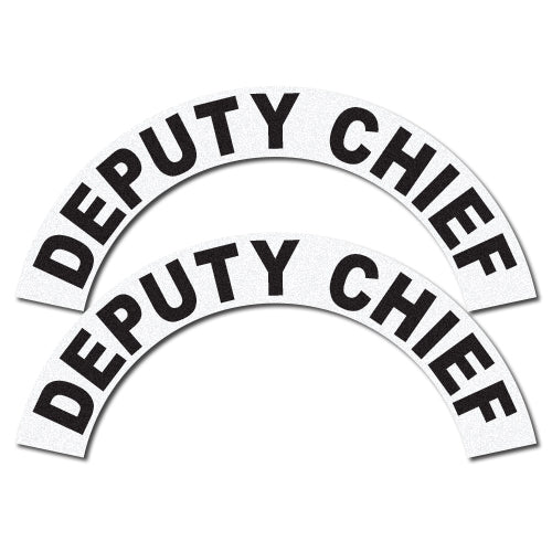 Crescent set - Deputy Chief