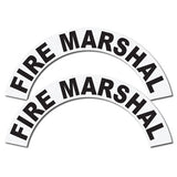 Crescents set - Fire Marshal