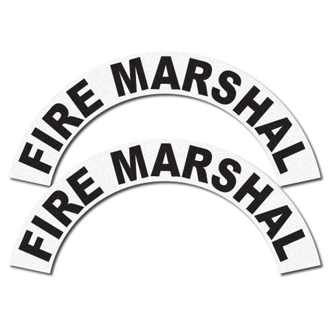 Crescent set - Fire Marshal
