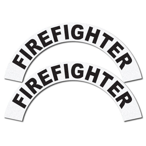 Crescents set - Firefighter