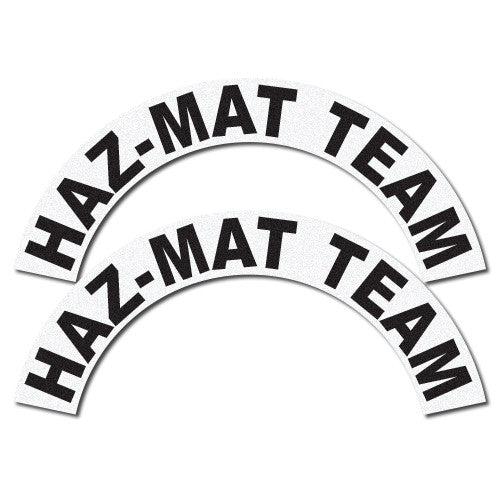 Crescent set - HAZ-MAT Team