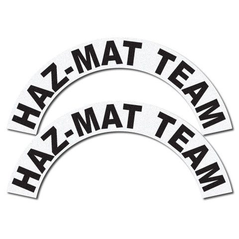 Crescents set - HAZ-MAT Team