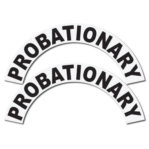 Crescent set - Probationary