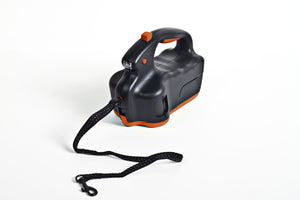 UltraLeash - Retractable Dog Leash - Orange