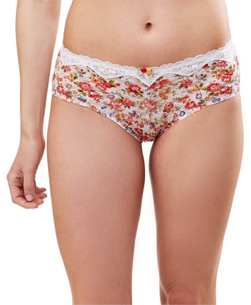 St. LUCIA #15932 Helenca lace hipster