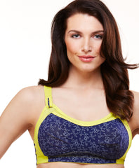 SAO PAOLO #27811 Wire-free sports bra
