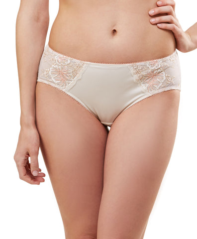 *New* SANTO DOMINGO #32232 Lace trim panty