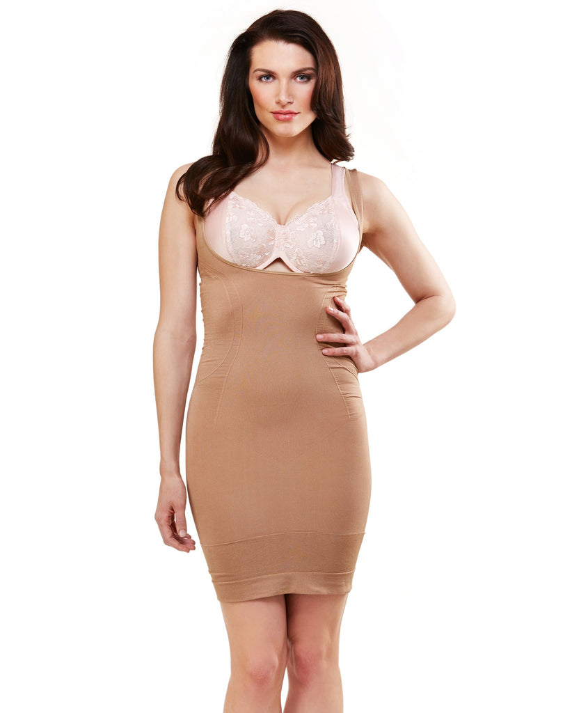 #7382 Seamless long Slip