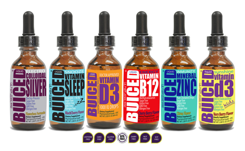 BUICED Liquid Drops Series of Products