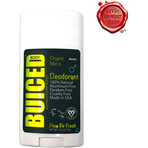 USDA Organic Deodorant | Men's Pine Fur - Buiced Liquid Multivitamin | Gluten Free Vitamins | GMO Free Vitamins | Made in USA Vitamins | Best Multivitamin