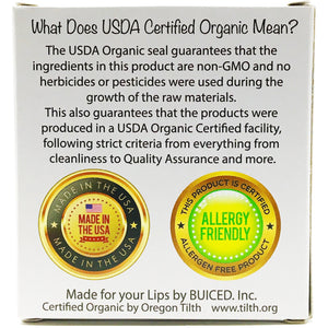 USDA Certified Organic - Unflavored 4pack - Buiced Liquid Multivitamin | Gluten Free Vitamins | GMO Free Vitamins | Made in USA Vitamins | Best Multivitamin