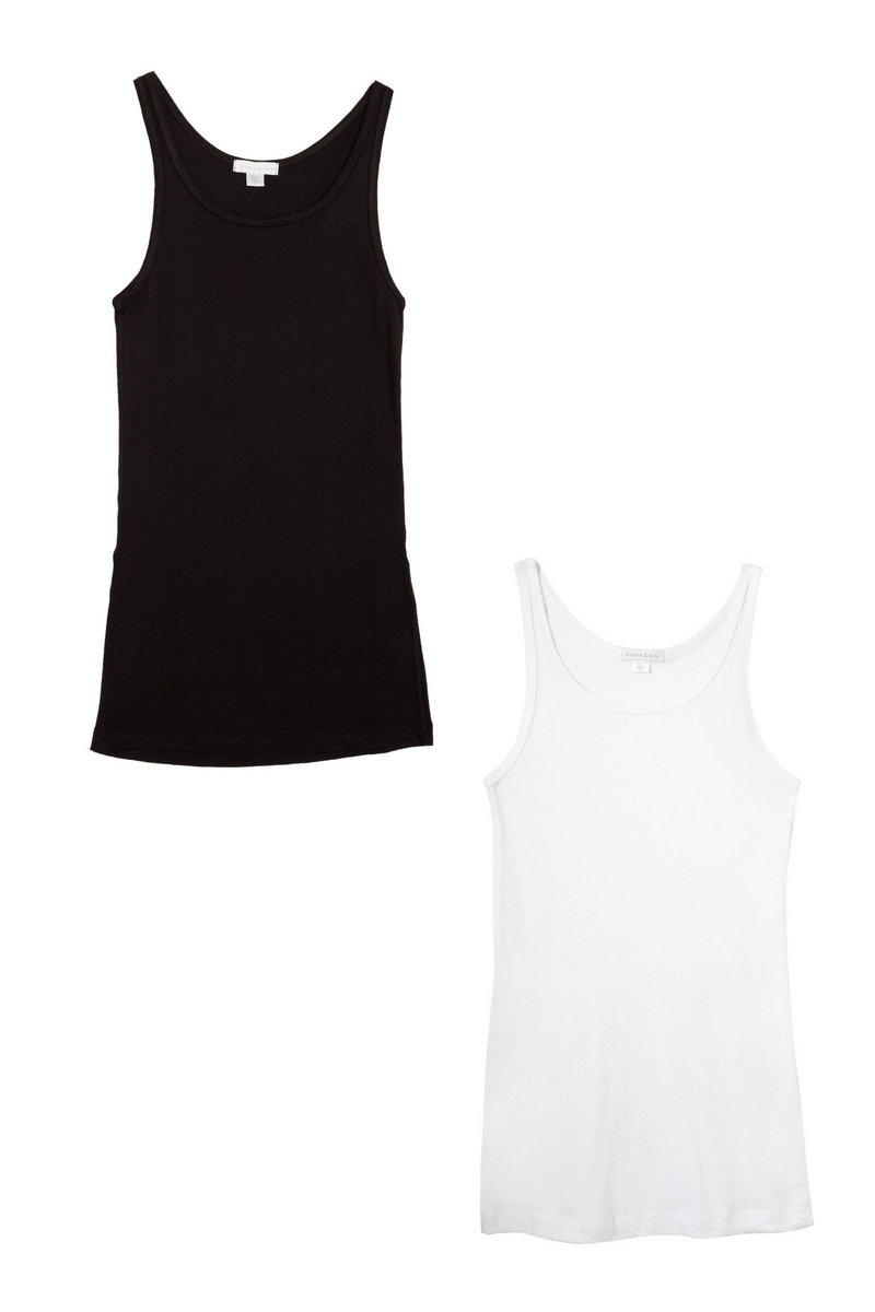 Beachwood Tank 2 Pack Combo / Multiple / Supima Jersey