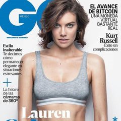 GQ MEXICO COVER