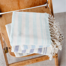 Mykonos Mint Turkish Towel