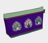 Colorful Sheep Nudibranchs Makeup Bag/Small Clutch