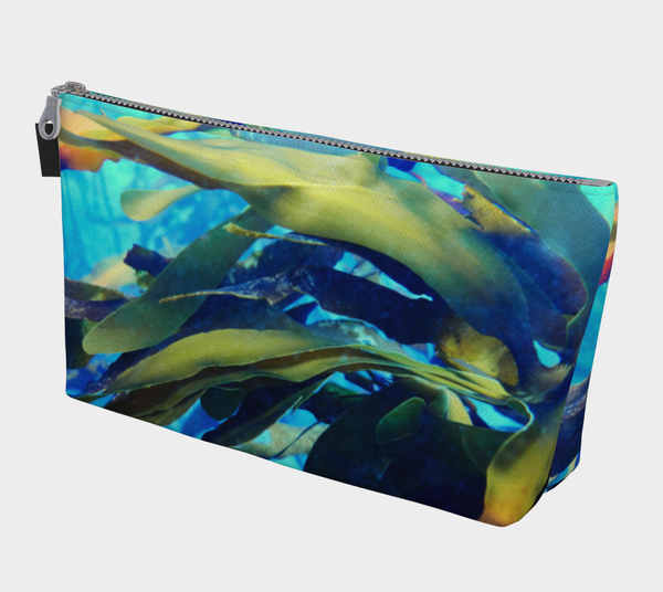 Kelp Makeup Bag/Small Purse
